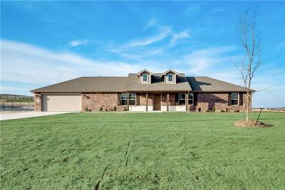 Weatherford Single Family Home For Sale: 7219 Veal Station Road