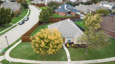 Allen Single Family Home For Sale: 1599 Rolling Brook Drive