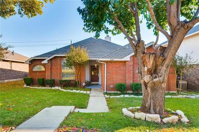 Carrollton Single Family Home For Sale: 1120 Holly Drive