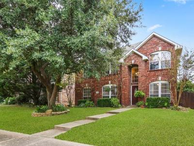 Plano Single Family Home For Sale: 2412 Deer Horn Drive