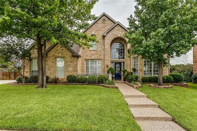 Keller Single Family Home For Sale: 501 Sorenson Trail