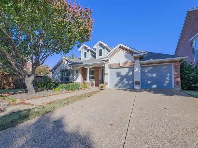 Irving Single Family Home Active Contingent: 9100 Jasmine Lane