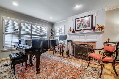 Dallas Single Family Home For Sale: 6819 Park Lane
