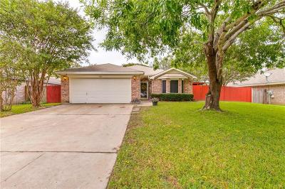 Weatherford Single Family Home For Sale: 205 King Arthur Drive