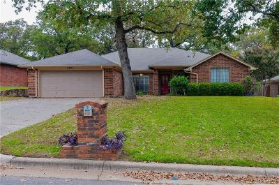 North Richland Hills Single Family Home For Sale: 6821 Inwood Drive