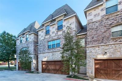 Lewisville Townhouse For Sale: 2700 Club Ridge Drive #18