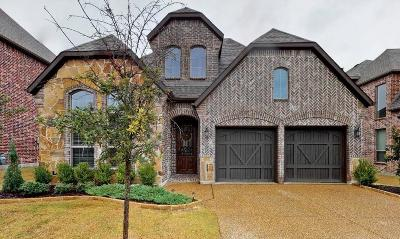 Rockwall Single Family Home For Sale: 1631 Mannheim Drive