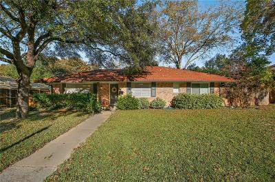 Dallas Single Family Home For Sale: 13427 Rolling Hills Lane