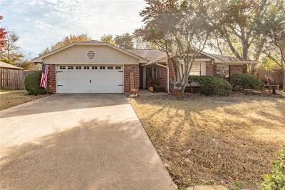 Trophy Club Single Family Home Active Option Contract: 7 Alamosa Drive