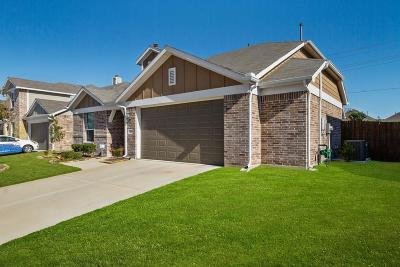 Little Elm Single Family Home For Sale: 1105 Freesia Drive