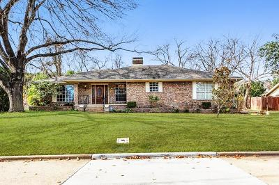 Dallas Single Family Home For Sale: 13107 Copenhill Road