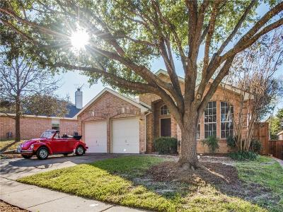 McKinney Single Family Home For Sale: 2616 Berry Hill