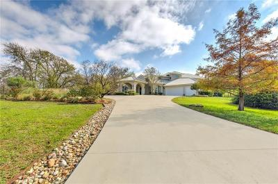 Fort Worth Single Family Home For Sale: 5870 Randol Mill Road