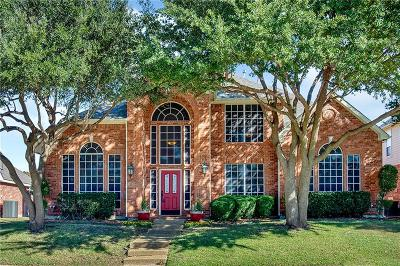 Plano Single Family Home For Sale: 8404 Brooksby Drive