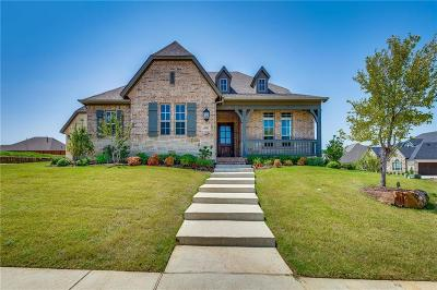 Denton County Single Family Home For Sale: 600 Boswell Crossing
