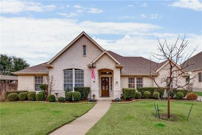 Keller Single Family Home For Sale: 1919 Fall Creek Trail
