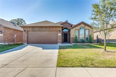 Weatherford Single Family Home For Sale: 1217 Glen Court
