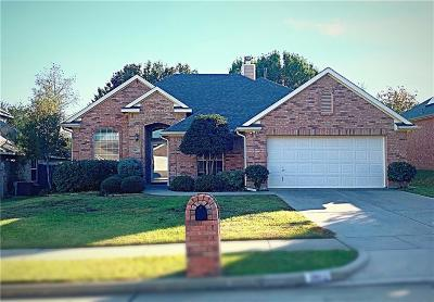 Corinth Single Family Home For Sale: 1802 Sunflower Drive