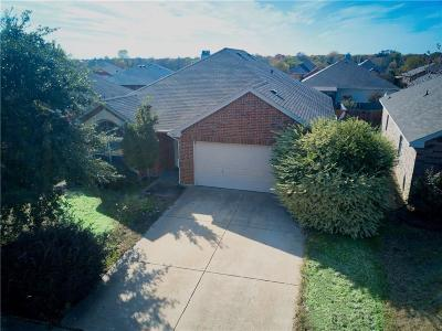 Waxahachie Single Family Home Active Option Contract: 317 Leisure Lane
