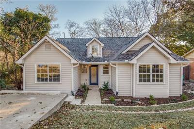 McKinney Single Family Home Active Option Contract: 701 S College Street