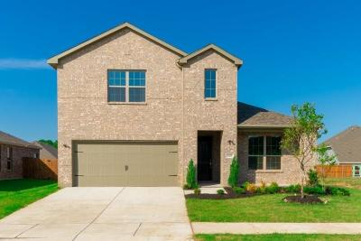 Forney TX Single Family Home For Sale: $259,000