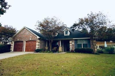 Burleson Single Family Home For Sale: 2712 Pinnacle Drive