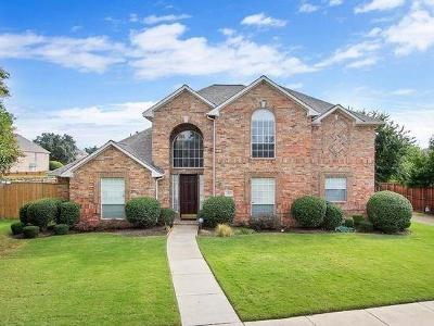 Plano Single Family Home For Sale: 4400 Barnsley Drive