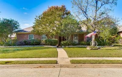Allen Single Family Home For Sale: 314 Periwinkle Drive