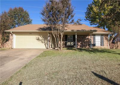 North Richland Hills Single Family Home For Sale: 7921 Ulster Drive