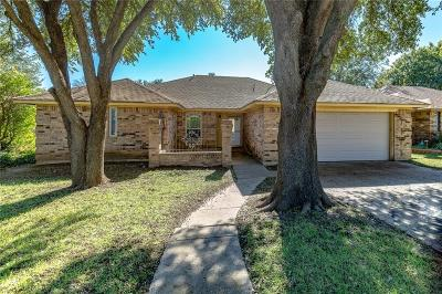Fort Worth Single Family Home For Sale: 3505 Wedgworth Road S