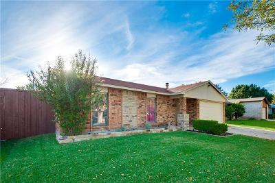 Forney Single Family Home For Sale: 505 Forestwood Drive