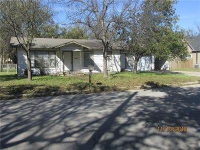 Stephenville Single Family Home For Sale: 545 W Frey