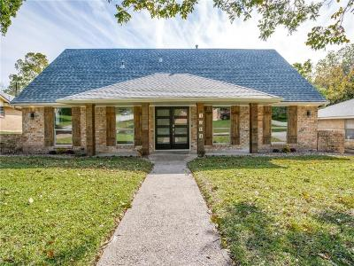 Dallas Single Family Home For Sale: 1504 Russell Glen Lane