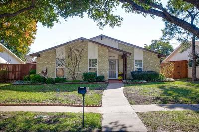 Carrollton Single Family Home For Sale: 1840 Paxton Drive