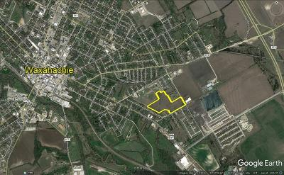 Waxahachie Residential Lots & Land For Sale: Tbd Peters Street
