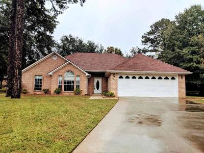 Tyler Single Family Home For Sale: 3108 Carnegie Circle