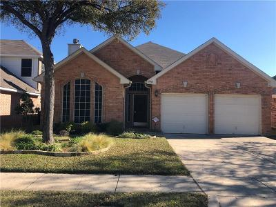 Fort Worth Single Family Home For Sale: 8016 Paloverde Drive