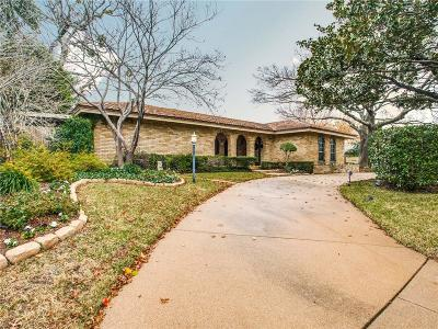 Fort Worth Single Family Home For Sale: 409 Green River Trail