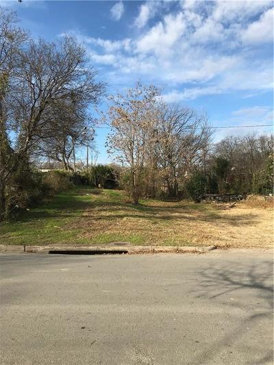 Fort Worth Residential Lots & Land For Sale: 2607 Market Avenue