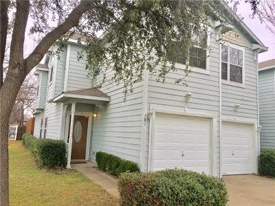 Seagoville Townhouse For Sale: 101 Heritage Court