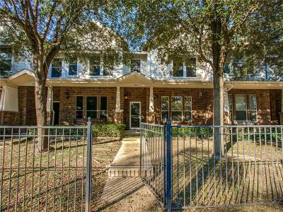 Lewisville Townhouse For Sale: 729 S Poydras Street