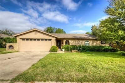 Edgecliff Village Single Family Home For Sale: 1412 Lagoona Lane