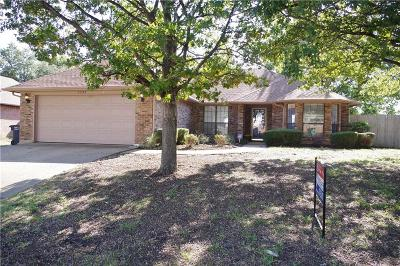 Fort Worth Single Family Home Active Option Contract: 3309 Plantation Lane