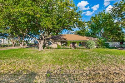Fort Worth Single Family Home For Sale: 11452 Ridgeview Circle