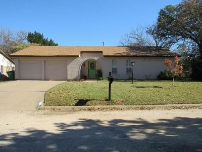 Young County Single Family Home For Sale: 1511 Fairway