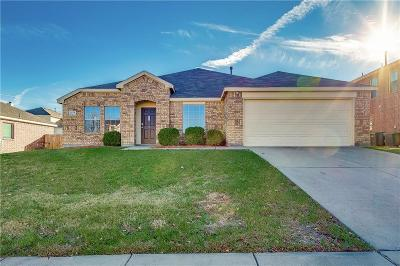 Forney Single Family Home For Sale: 2014 Aster Trail