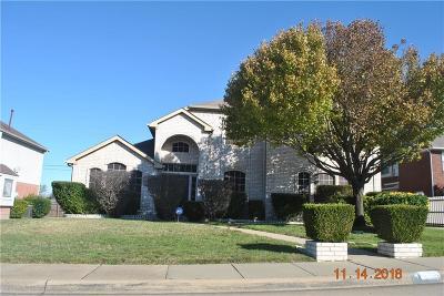 Desoto Single Family Home For Sale: 109 Morningside Drive