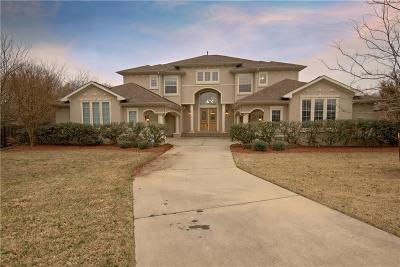 Flower Mound Single Family Home For Sale: 3701 Kingfisher Court