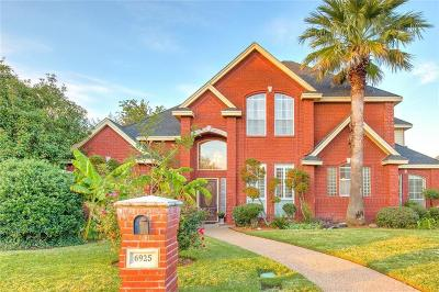 Single Family Home For Sale: 6925 Marina Shores Court