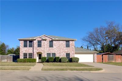 Cedar Hill Single Family Home For Sale: 727 Bluebonnet Drive